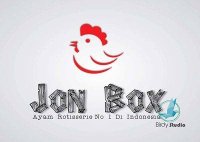 Logo Jon Box