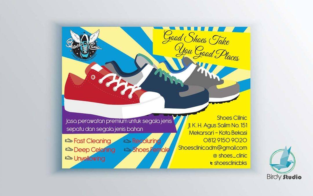 Package Branding Shoes Clinic